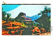 Bell Rock Sedona Arizona Carry-all Pouch