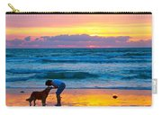 Bella At Sunrise Carry-all Pouch