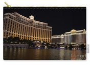 Bellagio And Ceasars Carry-all Pouch