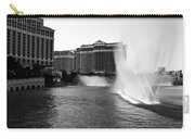 Bellagio Fountains II Carry-all Pouch