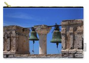 Bells Of Santorini Greece Carry-all Pouch