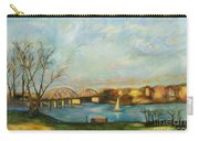 Belmont By Karen E. Francis Carry-all Pouch
