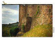 Belver Castle Carry-all Pouch by Carlos Caetano