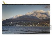 Ben Nevis And Loch Linnhe Panorama Carry-all Pouch