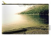 Bench In Autumn Carry-all Pouch by Joana Kruse