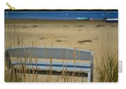Bench On The Beach Carry-all Pouch
