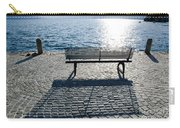 Bench With Shadow Carry-all Pouch