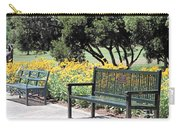 Benches  Carry-all Pouch