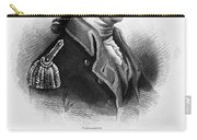 Benedict Arnold, American Traitor Carry-all Pouch