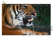 Bengal Tiger - Teeth Carry-all Pouch