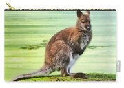 Bennets Wallaby  Carry-all Pouch