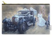 Bentley And Bride  Carry-all Pouch