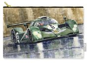 Bentley Prototype Exp Speed 8 Le Mans Racer Car 2001 Carry-all Pouch