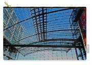 Berlin Central Station ...  Carry-all Pouch by Juergen Weiss