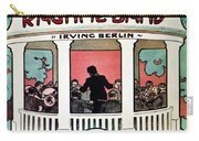 Berlin: Ragtime Band, 1911 Carry-all Pouch
