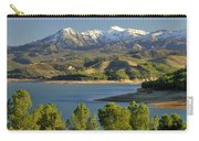 Bermejales Lake Carry-all Pouch