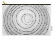Bermuda Onion Spiral Bw Carry-all Pouch