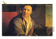 Bernard Le Bovier De Fontenelle, French Carry-all Pouch by Science Source