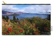 Berries By The Lake Carry-all Pouch