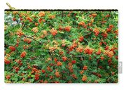 Berries In Profusion Carry-all Pouch