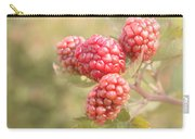 Berry Good Carry-all Pouch by Kim Hojnacki