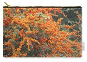 Berry Orange Carry-all Pouch