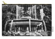 Bethesda Fountain Carry-all Pouch by Paul Ward