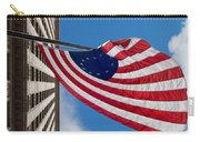 Betsy Ross Flag In Chicago Carry-all Pouch
