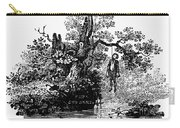 Bewick: Hanged Man Carry-all Pouch