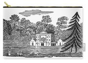 Bewick: Landscape Carry-all Pouch