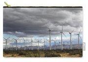 Beyond The Clouds Palm Springs Carry-all Pouch