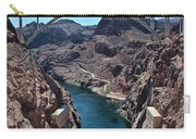 Beyond The Hoover Dam Spillway Carry-all Pouch