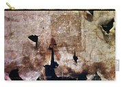 Beyond The Tattered Curtain Carry-all Pouch by Kevyn Bashore