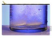 Bicarbonate Of Soda Dissolving In Water Carry-all Pouch