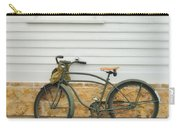 Bicycle By House Carry-all Pouch