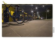 Bicycle Lane Carry-all Pouch
