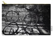Bicycle Shadow 1 Carry-all Pouch
