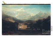 Bierstadt: Rockies Carry-all Pouch by Granger