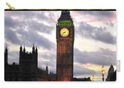 Big Ben Sunset Carry-all Pouch