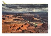 Big Bend In The Colorado Carry-all Pouch