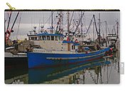 Big Blue Fishing Boat Carry-all Pouch