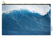 Big Blue Wave Carry-all Pouch
