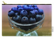 Big Bowl Of Blueberries Carry-all Pouch