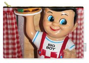 Big Boy Carry-all Pouch by Kristin Elmquist