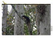 Big Cypress Fox Squirrel Carry-all Pouch by David Lee Thompson