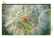 Big Dandelion Seed Carry-all Pouch