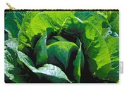Big Green Cabbage Carry-all Pouch