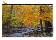 Big Hunting Creek Down Stream From Cunningham Falls Carry-all Pouch