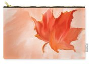 Big Leaf Maple Carry-all Pouch