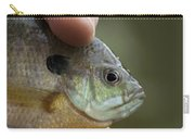 Big Man Hand - Little Crappie Carry-all Pouch